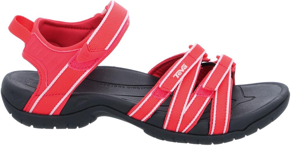 Ouragan De Teva Rouge Occasionnels Chaussures De Sport Avec Velcro Pour Les Femmes 66OR4hjix